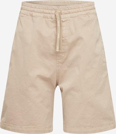 Carhartt WIP Broek 'Lawton Short' in de kleur Beige, Productweergave