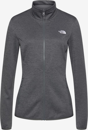 THE NORTH FACE Funktionsfleecejacke in anthrazit, Produktansicht