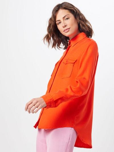 LTB Bluzka 'SIMELE X' w kolorze czerwonym, Podgląd na modelu(-ce)