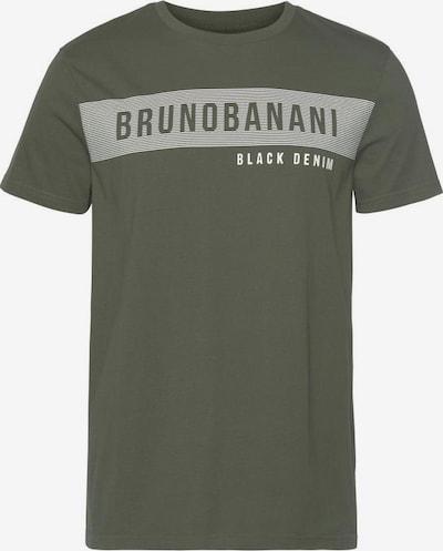 BRUNO BANANI Shirt in oliv, Produktansicht