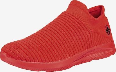 RIEKER Sneaker in hellrot, Produktansicht
