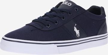 Polo Ralph Lauren Sneakers 'Hanford' in Blue