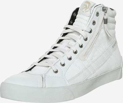 DIESEL Trampki wysokie 'D-String Plus' w kolorze białym, Podgląd produktu
