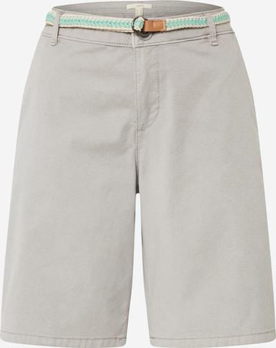 ESPRIT Shorts in hellgrau, Produktansicht