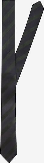SEIDENSTICKER Krawatte in nachtblau / dunkelgrün, Produktansicht