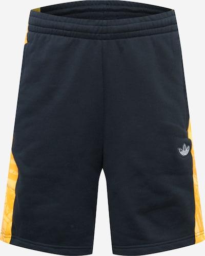 ADIDAS ORIGINALS Hose 'PANEL' in gelb / schwarz / weiß, Produktansicht