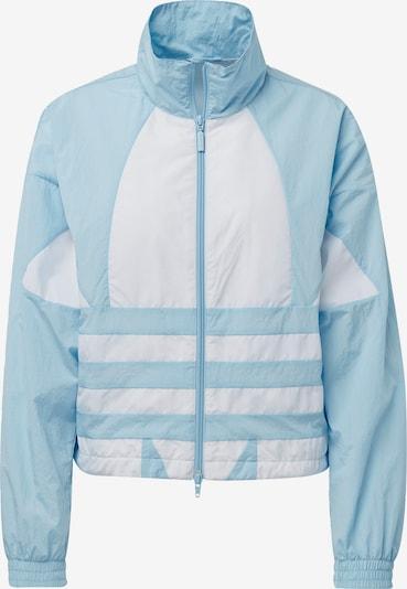 ADIDAS ORIGINALS Přechodná bunda - světlemodrá / bílá, Produkt