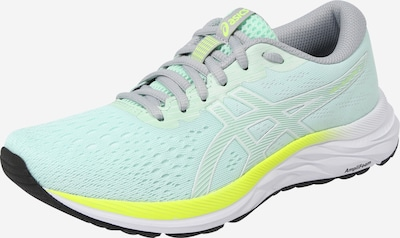 ASICS Sport-Schuhe 'GEL-EXCITE 7' in gelb / mint / weiß, Produktansicht