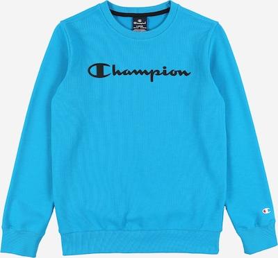 Champion Authentic Athletic Apparel Sweatshirt in hellblau: Frontalansicht