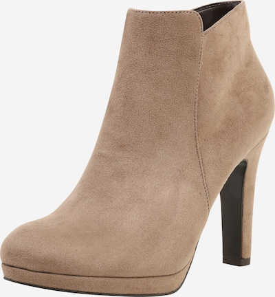 ABOUT YOU Ankle Boot 'Adriana' in beige: Frontalansicht
