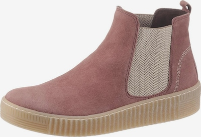 GABOR Chelsea Boots in altrosa, Produktansicht