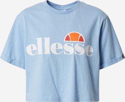 ELLESSE T-Shirt 'Alberta' in blau, Produktansicht