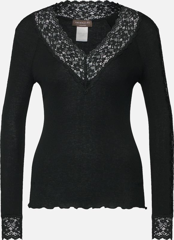 T shirt T Noir Rosemunde En shirt T En Rosemunde Rosemunde shirt Noir dthCBQxsro