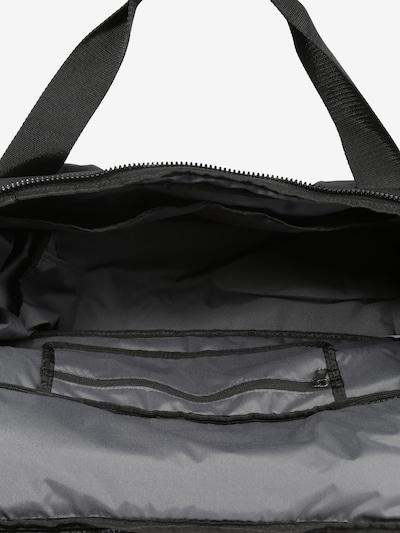 NIKE Sporttasche 'Vapor Power' in schwarz: Draufsicht