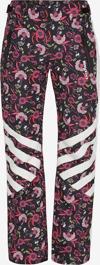 rózsaszín / fekete CHIEMSEE Sportnadrágok, Termék nézet