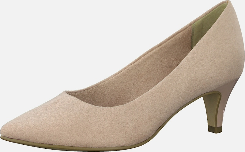 TAMARIS Pumps in creme, Produktansicht