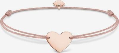 Thomas Sabo Armband 'Herz' in rosegold / rosé, Produktansicht