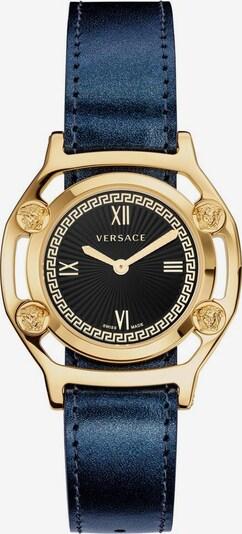 VERSACE Uhr 'Medusa Frame, VEVF00720' in dunkelblau, Produktansicht