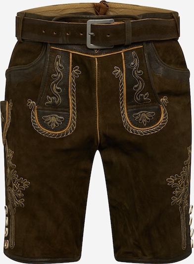 MARJO Kalhoty 'Schorsch' - kaštanově hnědá, Produkt