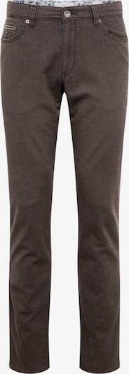 Kelnės 'cadiz' iš BRAX , spalva - ruda: Vaizdas iš priekio