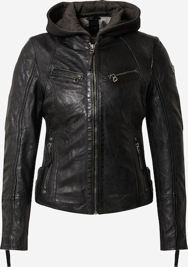 Gipsy Lederjacke 'Nola' in schwarz, Produktansicht