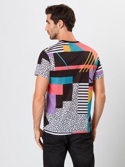 Marškinėliai 'Theodore' iš Iriedaily , spalva - mišrios spalvos: Vaizdas iš galinės pusės