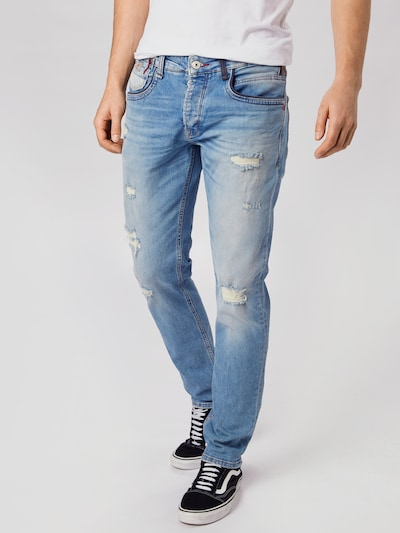 LTB Jeans 'Niels' in blue denim: Frontalansicht