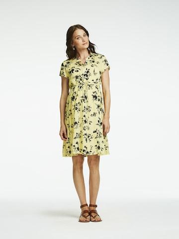 QUEEN MUM Summer Dress ' Bangkok ' in Yellow