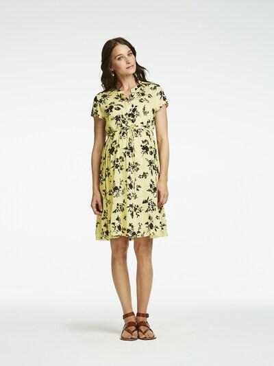 QUEEN MUM Kleid ' Bangkok ' in gelb, Modelansicht
