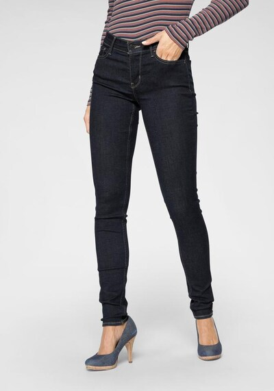 LEVI'S Jeans in de kleur Donkerblauw, Modelweergave