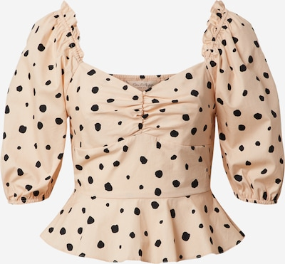 Miss Selfridge Blúzka 'RUCHED ANIMAL BLOUSE' - broskyňová, Produkt