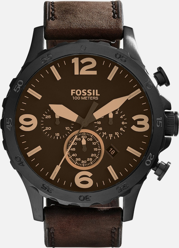 FOSSIL Chronograph »NATE«