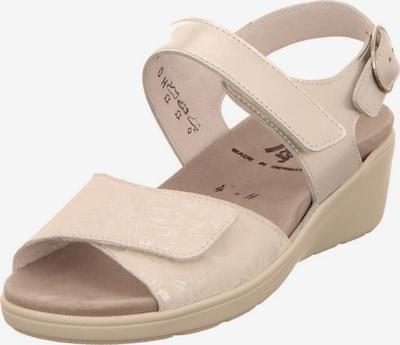 SEMLER Sandale in weiß, Produktansicht