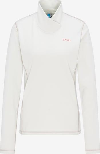 PYUA Sporttrui 'Temper' in de kleur Wit, Productweergave