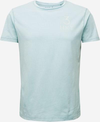 HKT by HACKETT Shirt 'HKT 3 SS TEE' in de kleur Aqua, Productweergave