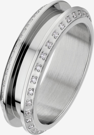 BERING Ring in silber, Produktansicht