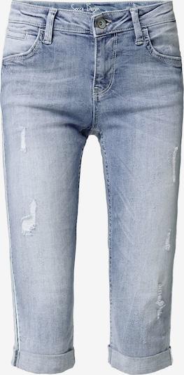 Soccx Capri-Jeans RO:MY in blau, Produktansicht