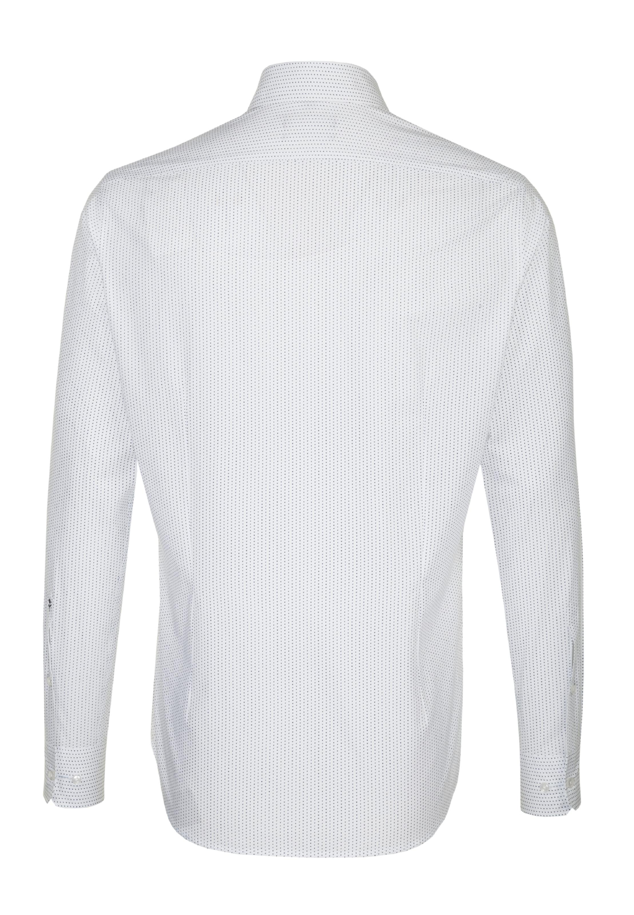 Seidensticker In Business Hemd Weiß Tailored ' H2WIED9