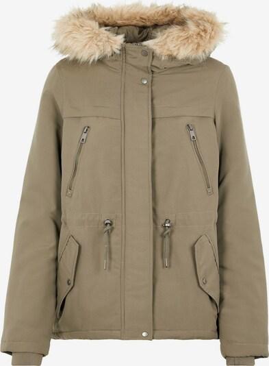 VERO MODA Winterjas in de kleur Olijfgroen, Productweergave