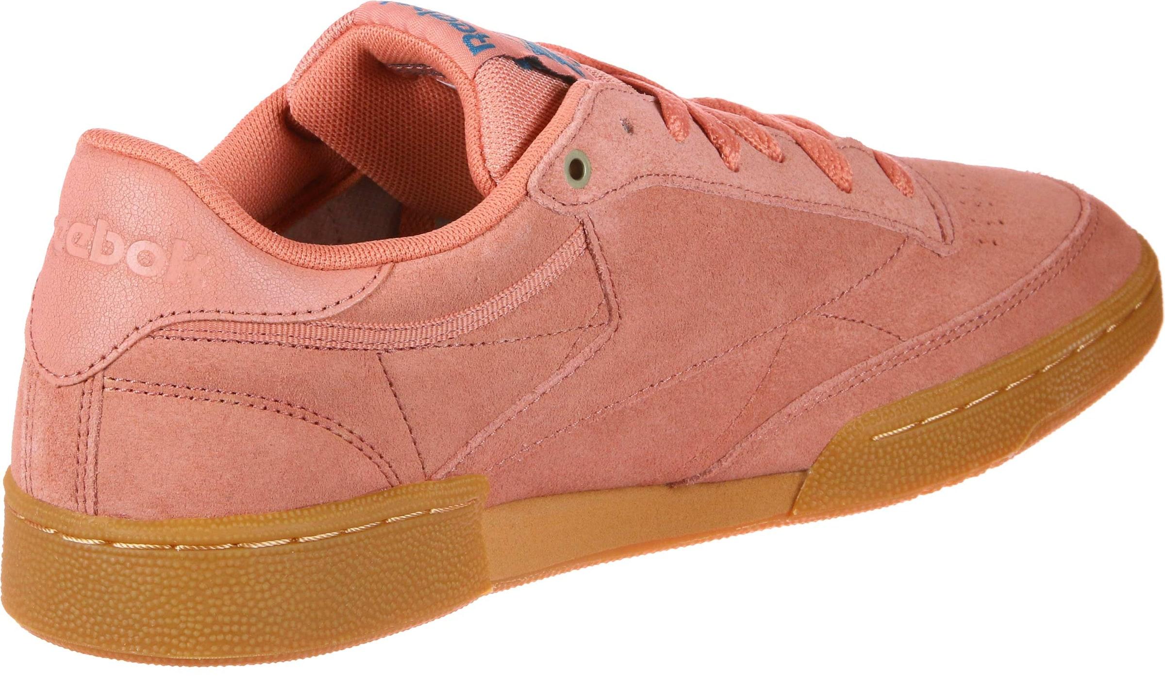 Reebok Apricot Classic C Mu' 85 Sneaker 'club In QdCBWoerxE