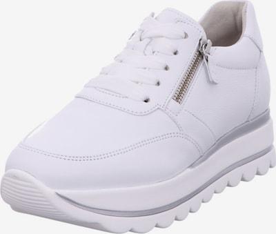 GABOR Schnürschuh in weiß, Produktansicht