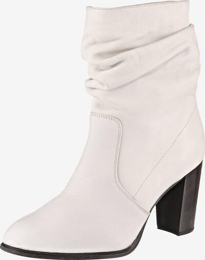 UNISA Stiefelette in weiß, Produktansicht