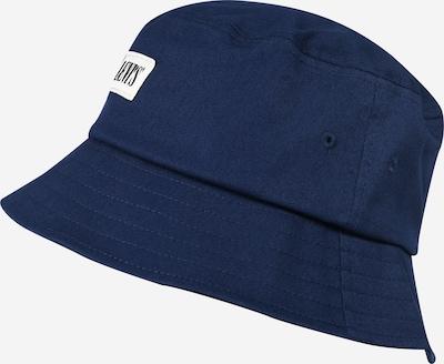 LEVI'S Chapeaux 'Serif' en bleu foncé / blanc, Vue avec produit