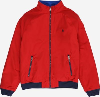 POLO RALPH LAUREN Prehodna jakna 'PORTAGE' | kraljevo modra / melona barva, Prikaz izdelka