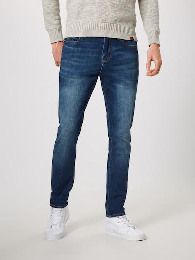 Superdry Jeans 'Tyler Slim' in blue denim, Modelansicht