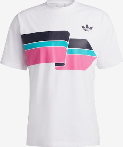 ADIDAS ORIGINALS Shirt in weiß, Produktansicht