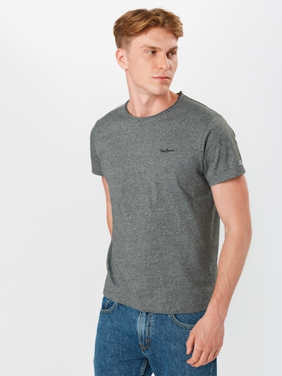 Pepe Jeans Shirt 'PAUL' in grau: Frontalansicht