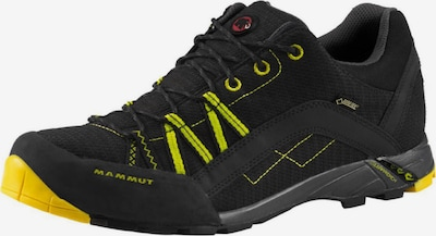 MAMMUT Wanderschuh 'Lunan GTX®' in limone / schwarz, Produktansicht