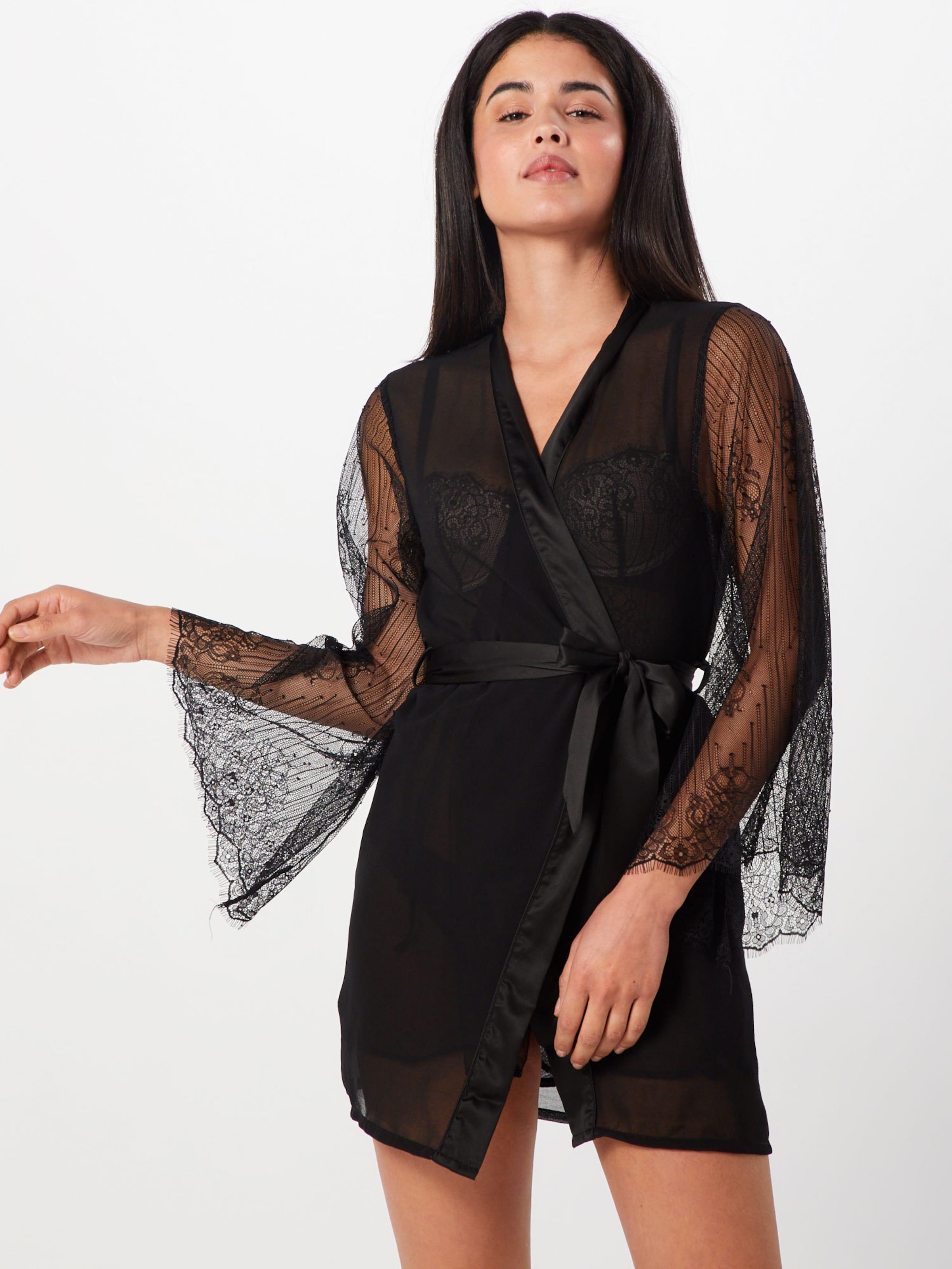 Robe Noir En Hunkemöller De Chambre edrxBoC