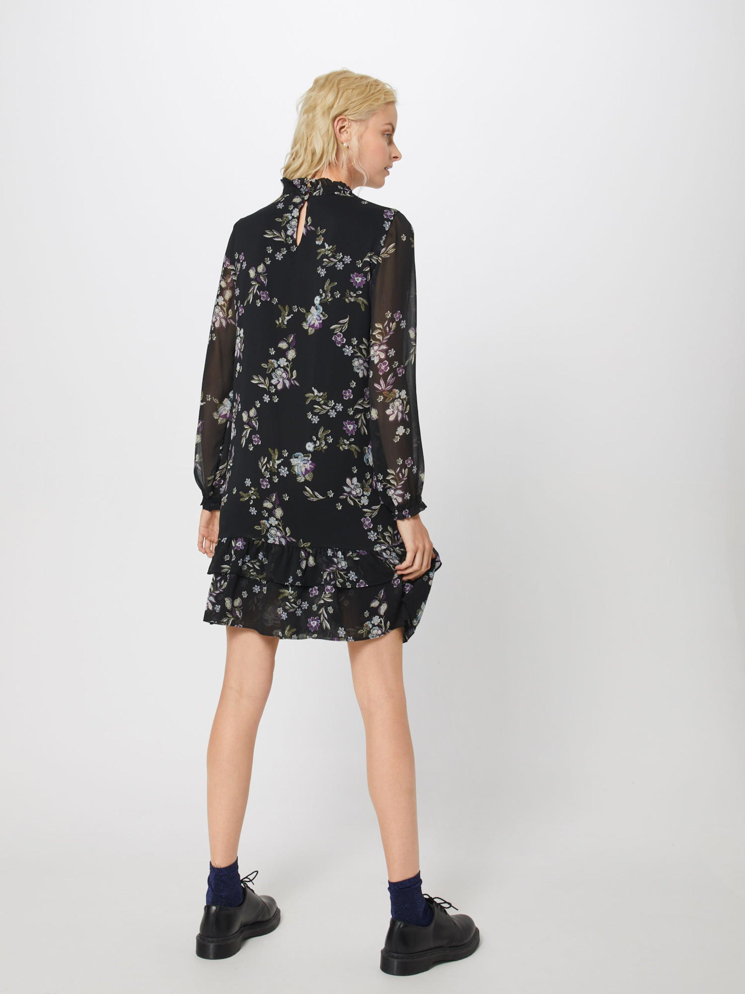 oliver Kleid Schwarz S In GrasgrünDunkellila 8nwXO0Pk
